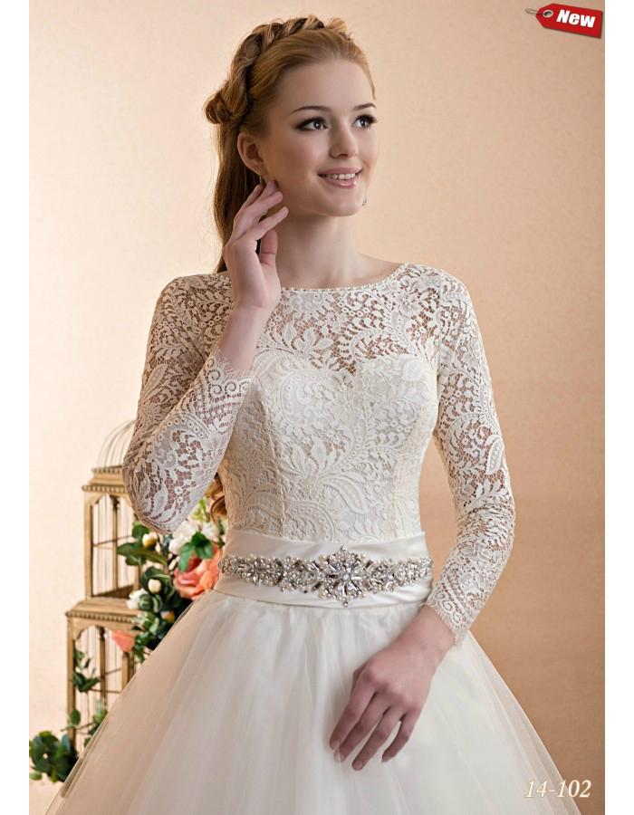 Свадебное платье Модель 14-102