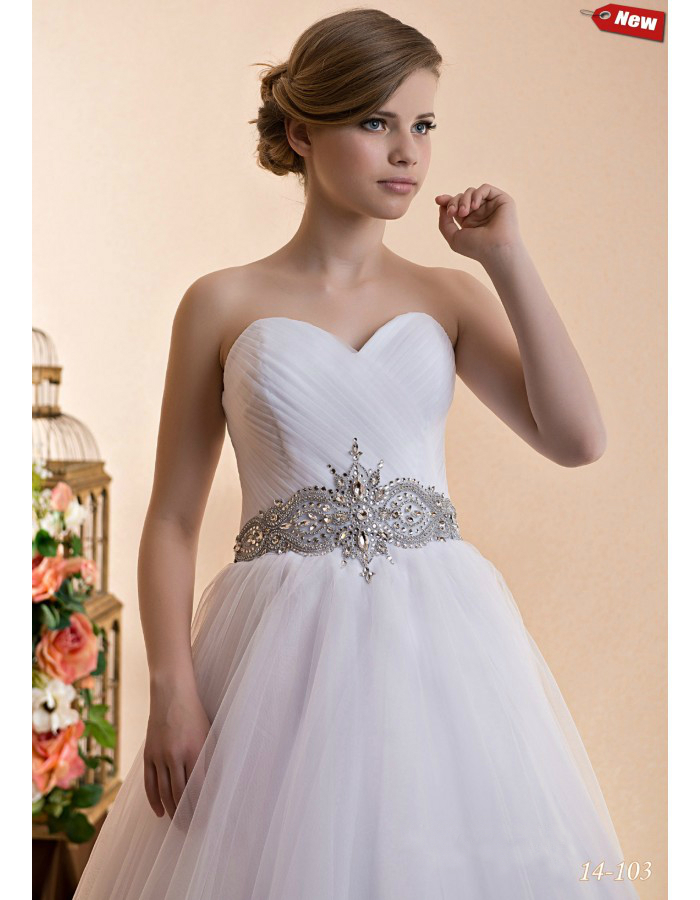 Свадебное платье Модель 14-103