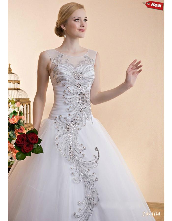 Свадебное платье Модель 14-104