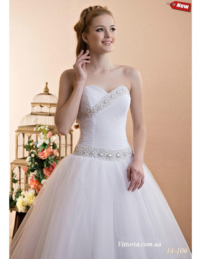 Свадебное платье Модель 14-106