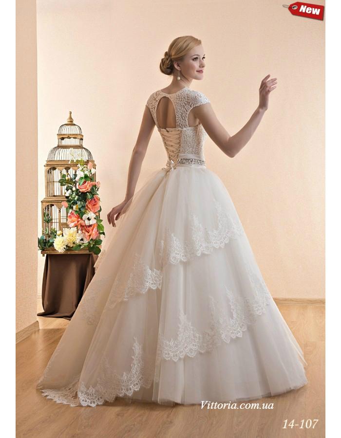 Свадебное платье Модель 14-107