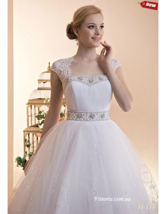 Свадебное платье Модель 14-113