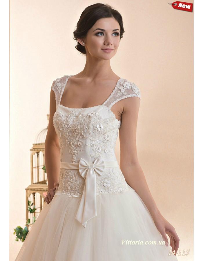 Свадебное платье Модель 14-115