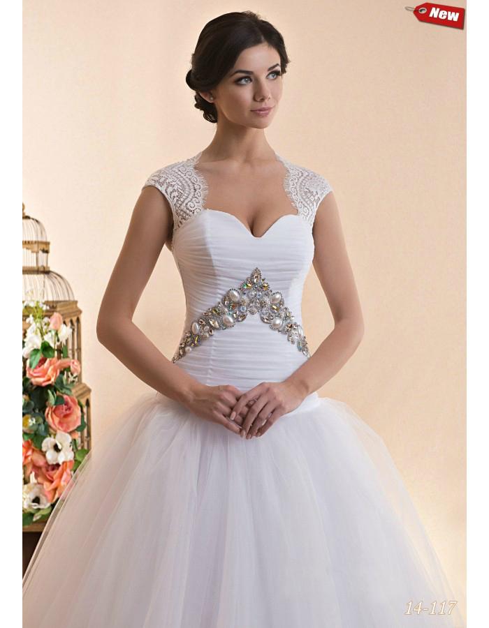 Свадебное платье Модель 14-117