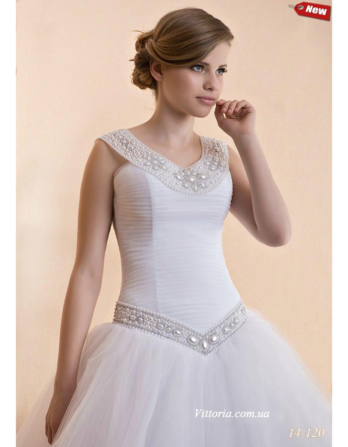 Свадебное платье Модель 14-120