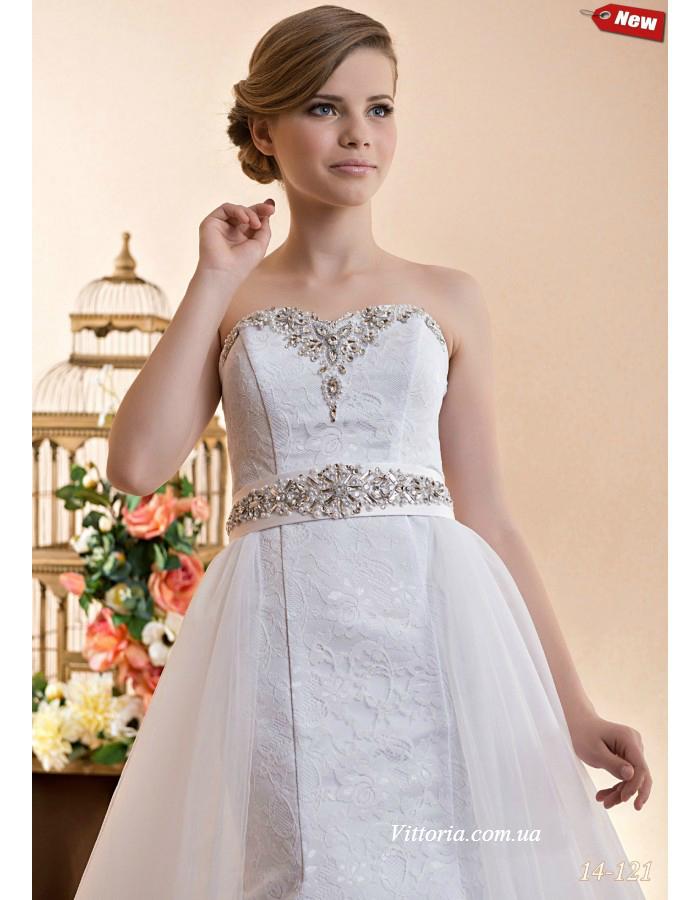 Свадебное платье Модель 14-121