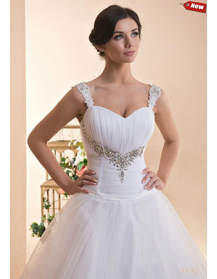 Свадебное платье Модель 14-125