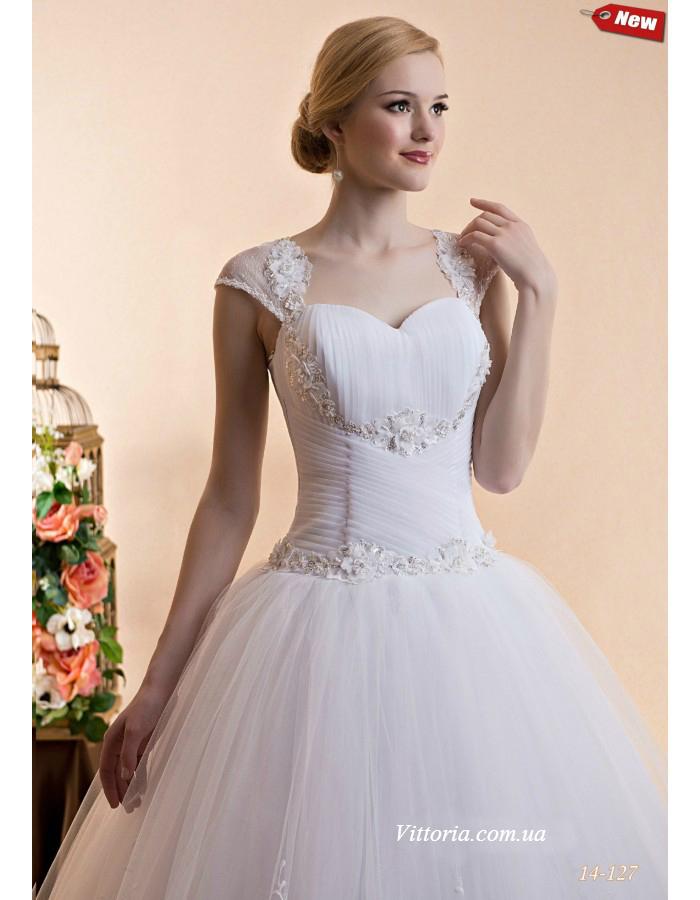 Свадебное платье Модель 14-127