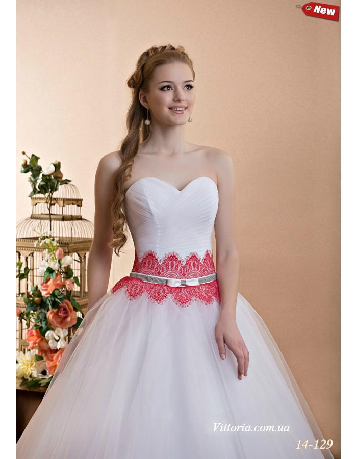 Свадебное платье Модель 14-129
