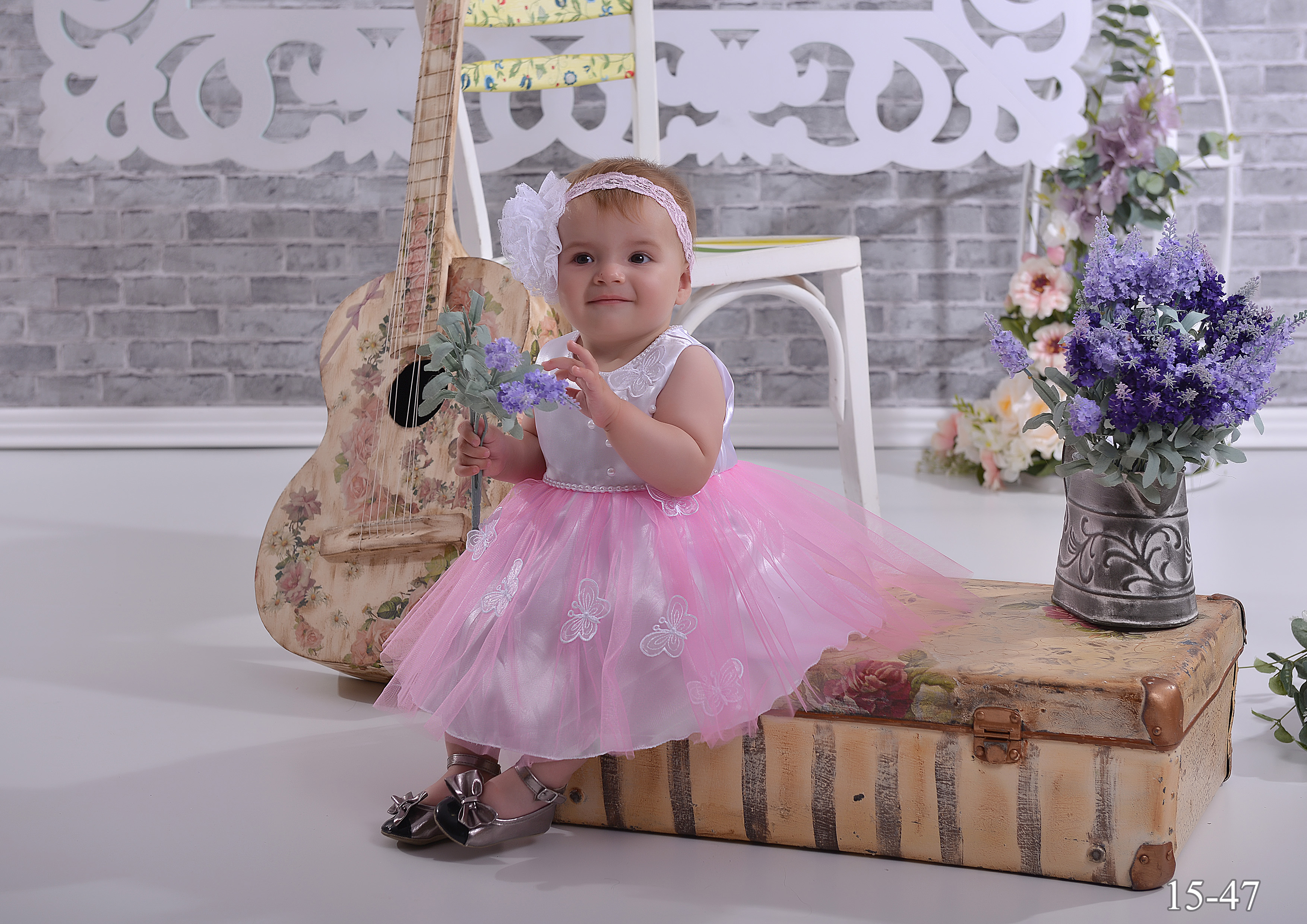 Детское платье 15-03