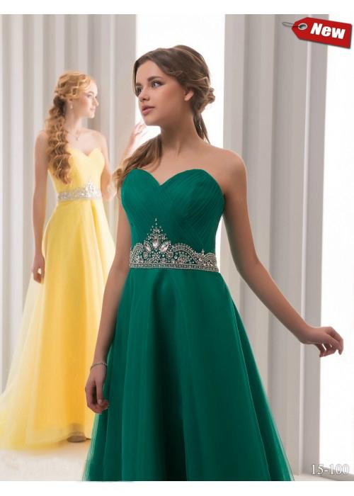 Вечернее платье 15-100