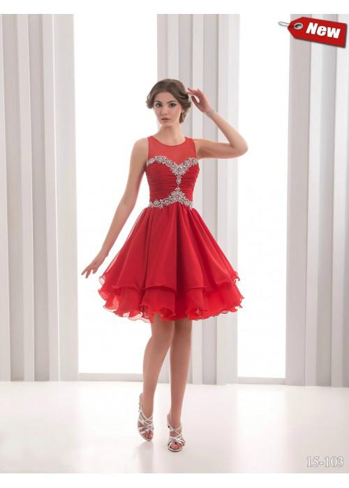 Вечернее платье 15-103