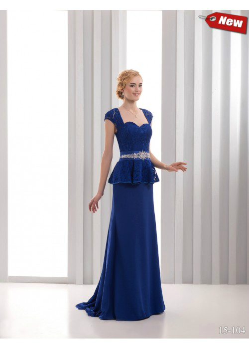 Вечернее платье 15-104