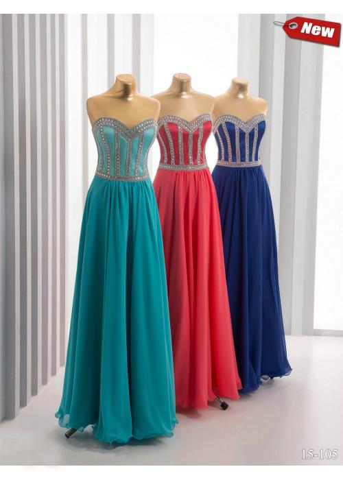 Вечернее платье 15-105