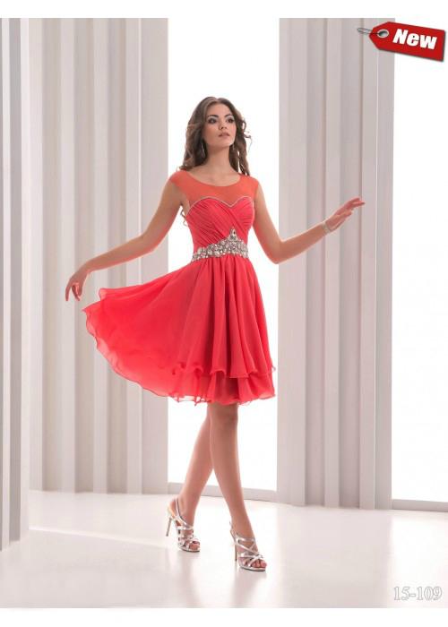 Вечернее платье 15-109