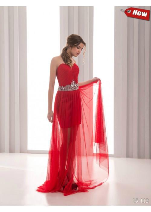 Вечернее платье 15-112