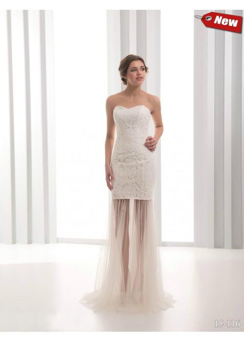 Вечернее платье 15-116