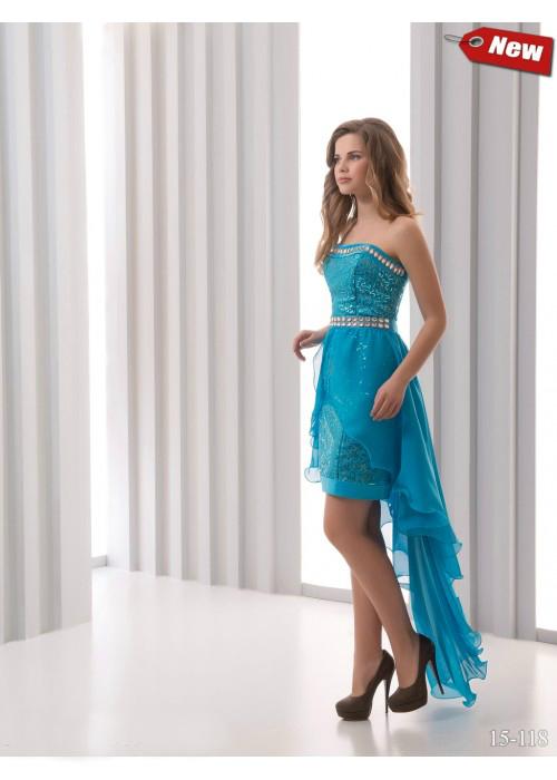Вечернее платье 15-118