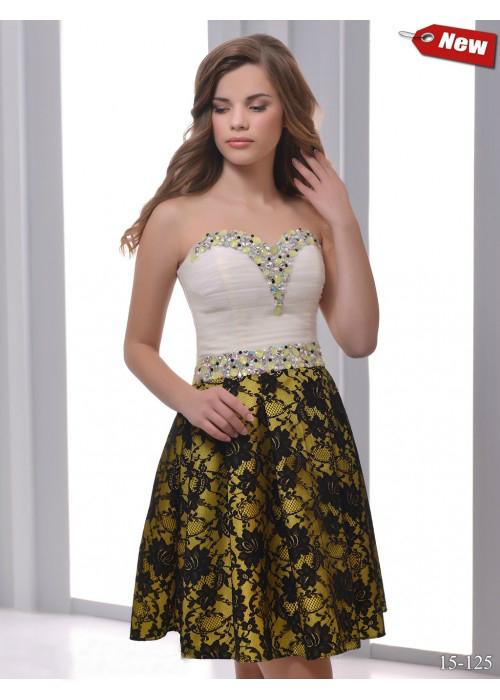 Вечернее платье 15-125