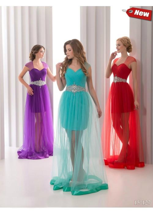 Вечернее платье 15-127