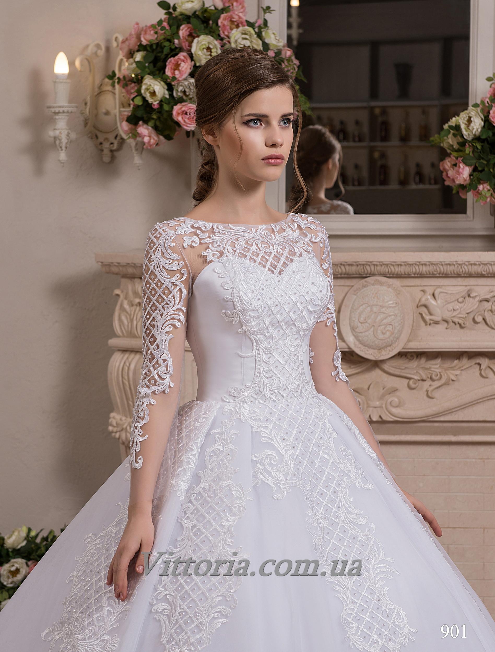 Свадебное платье Модель 17-901