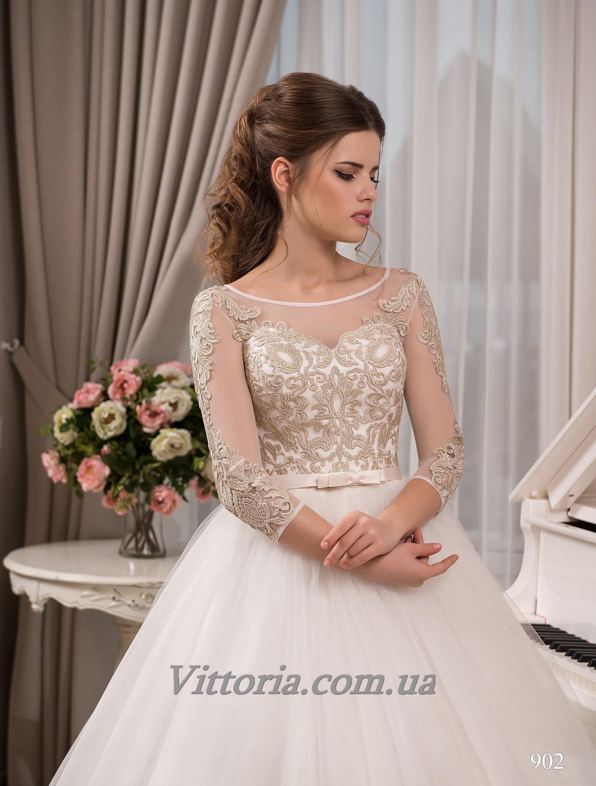Свадебное платье Модель 17-902
