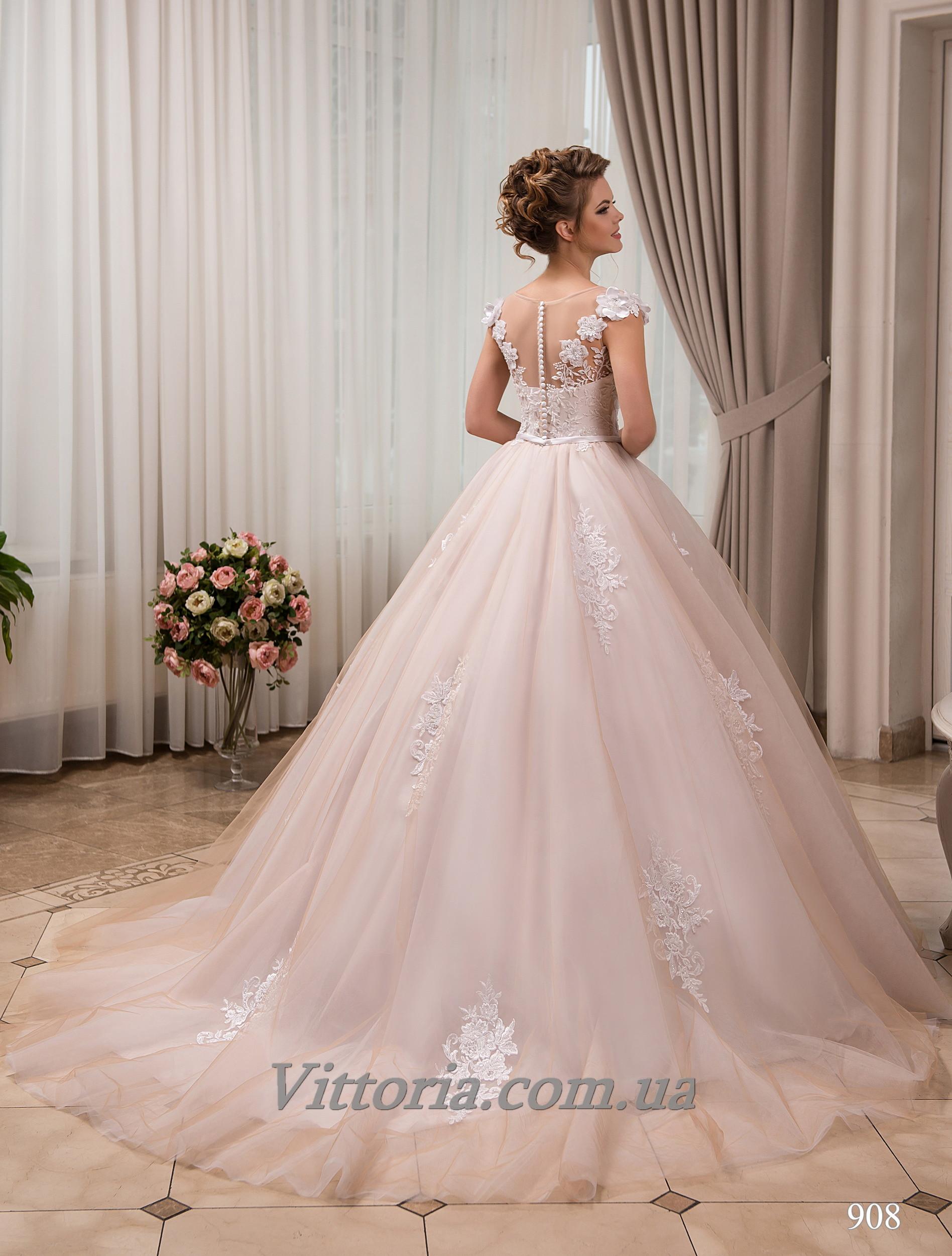 Свадебное платье Модель 17-908