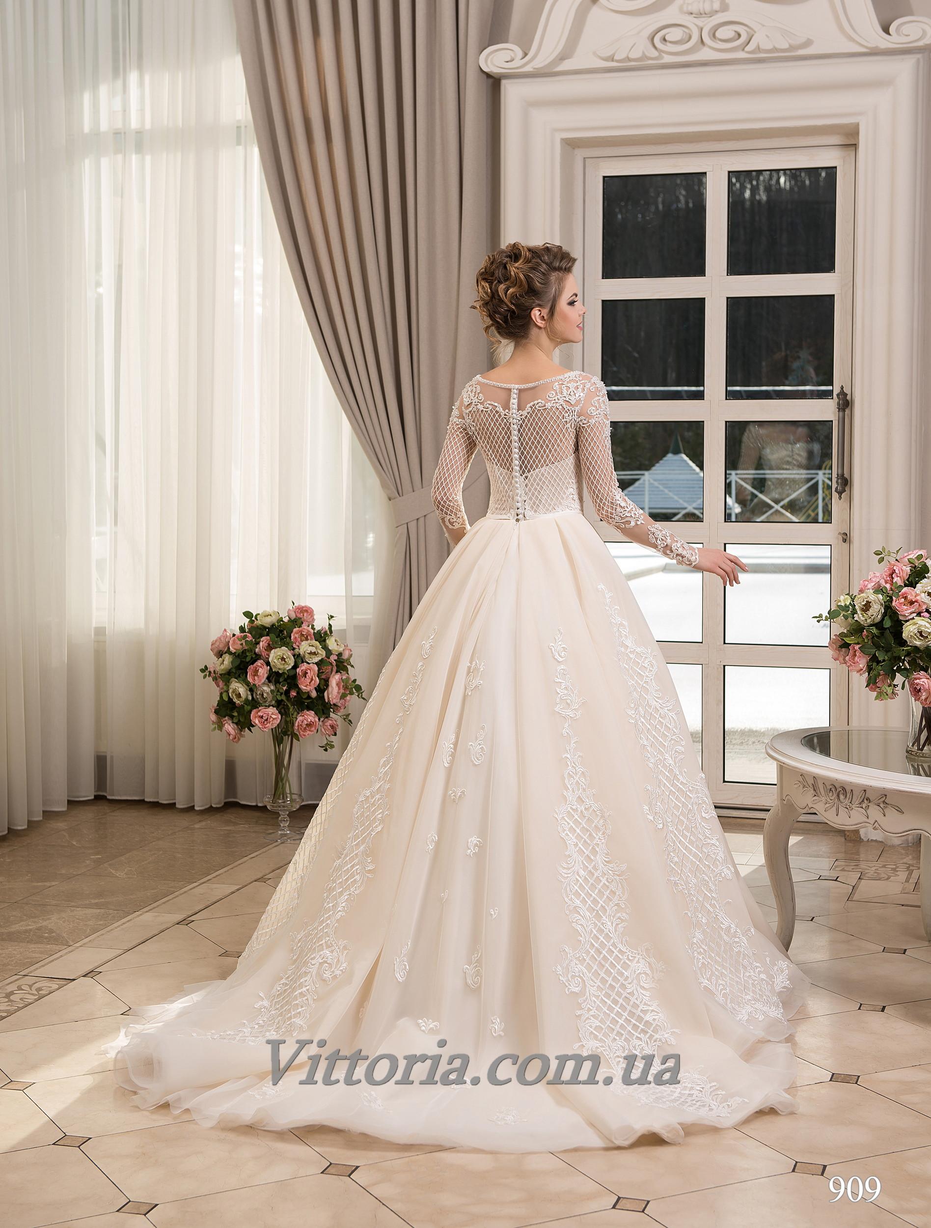 Свадебное платье Модель 17-909