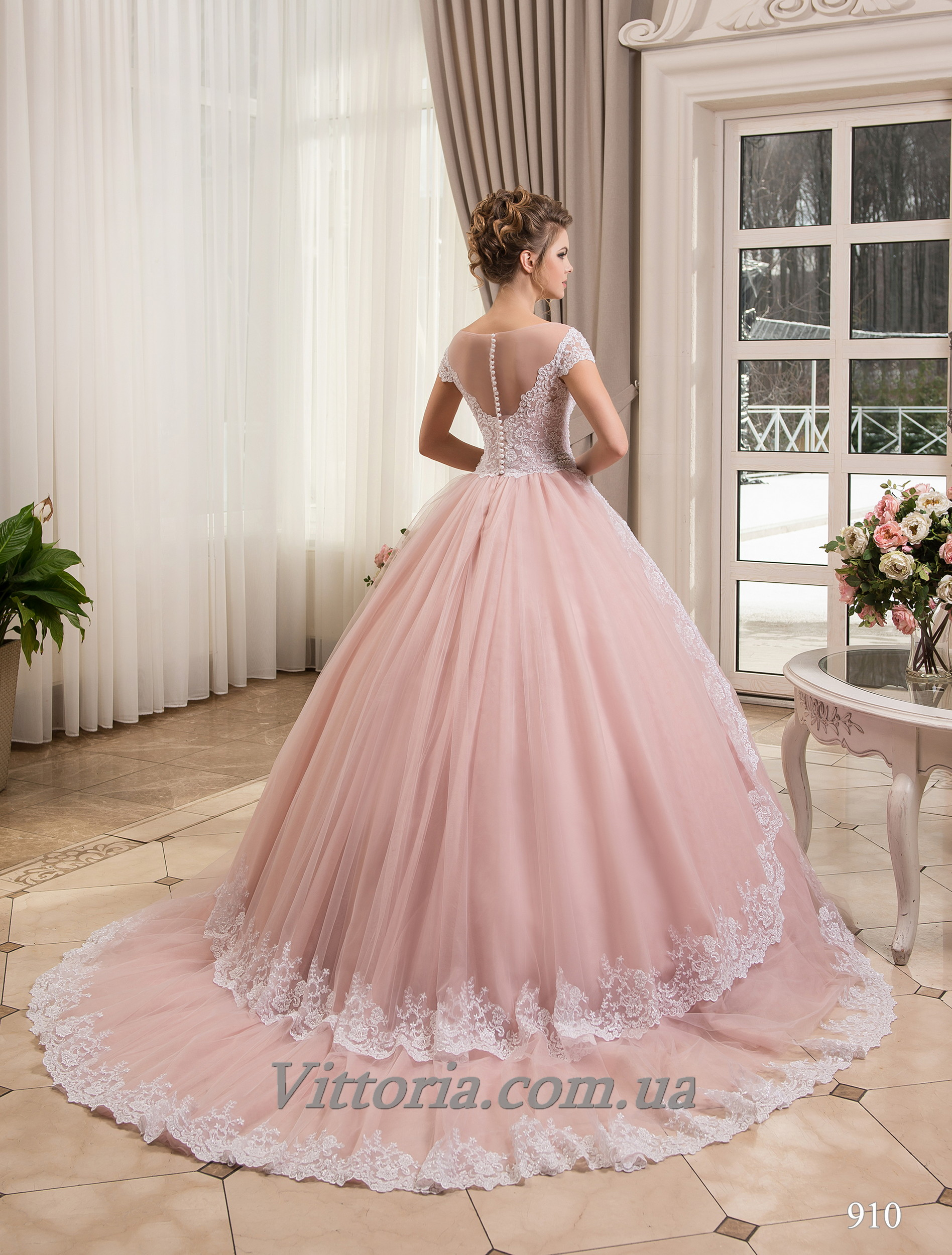 Свадебное платье Модель 17-910