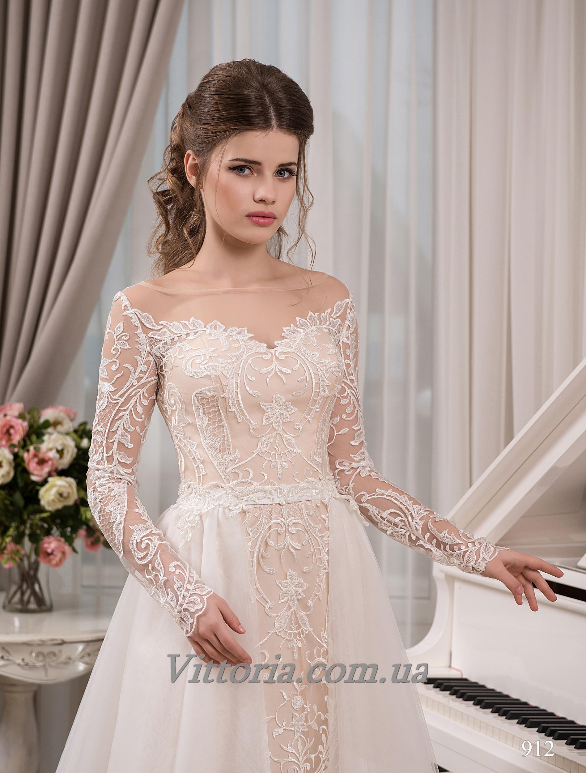 Свадебное платье Модель 17-912