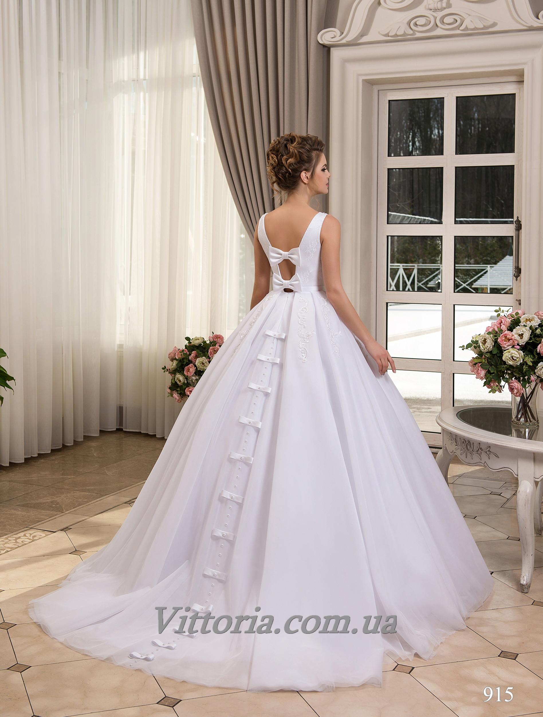 Свадебное платье Модель 17-915