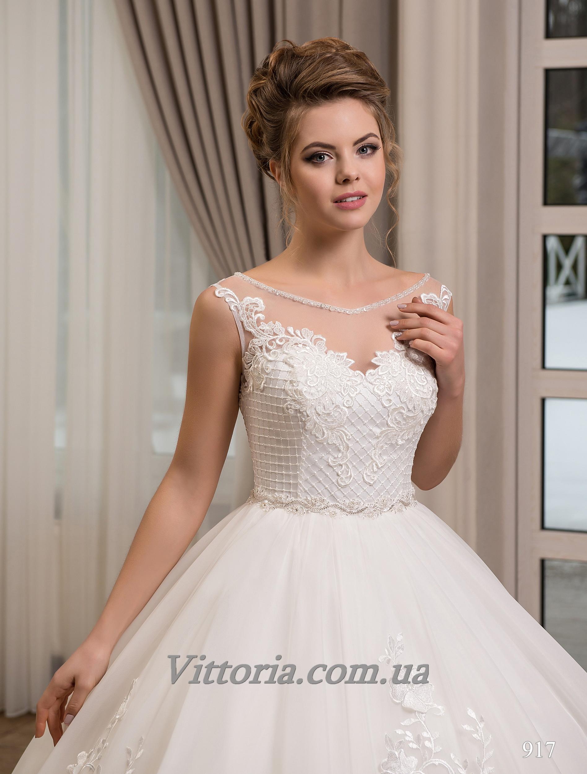 Свадебное платье Модель 17-917