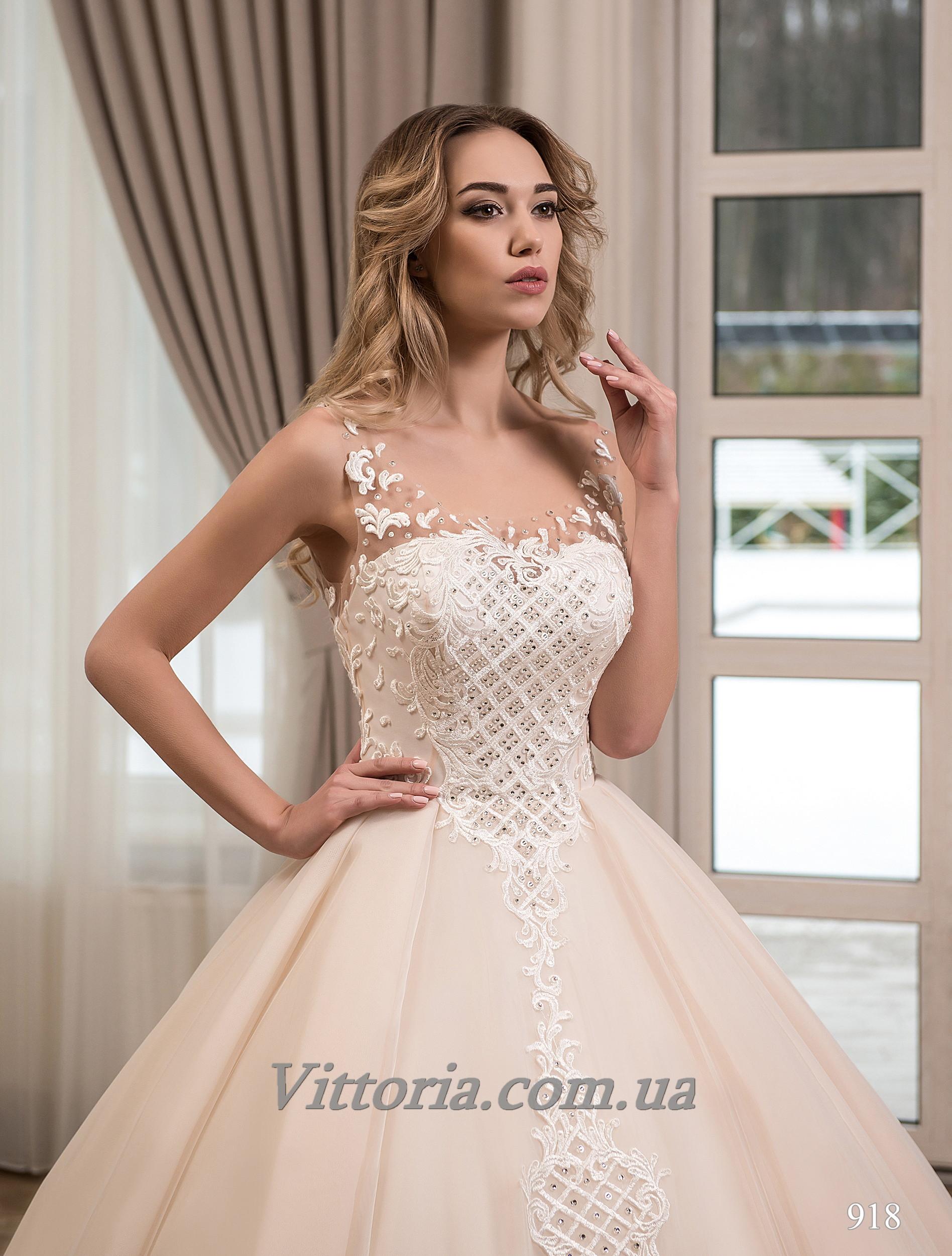 Свадебное платье Модель 17-918