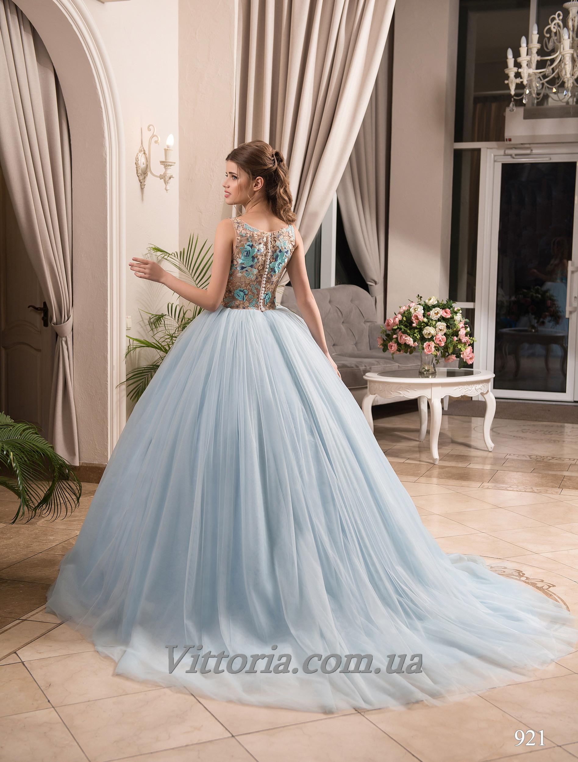Свадебное платье Модель 17-921