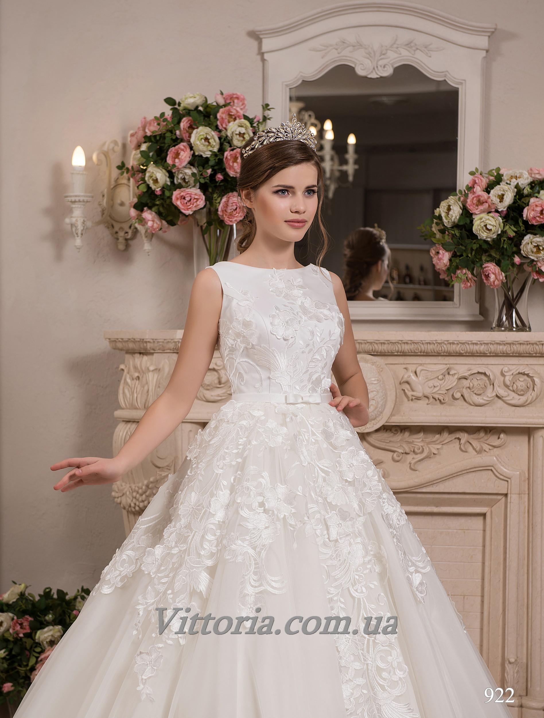 Свадебное платье Модель 17-922
