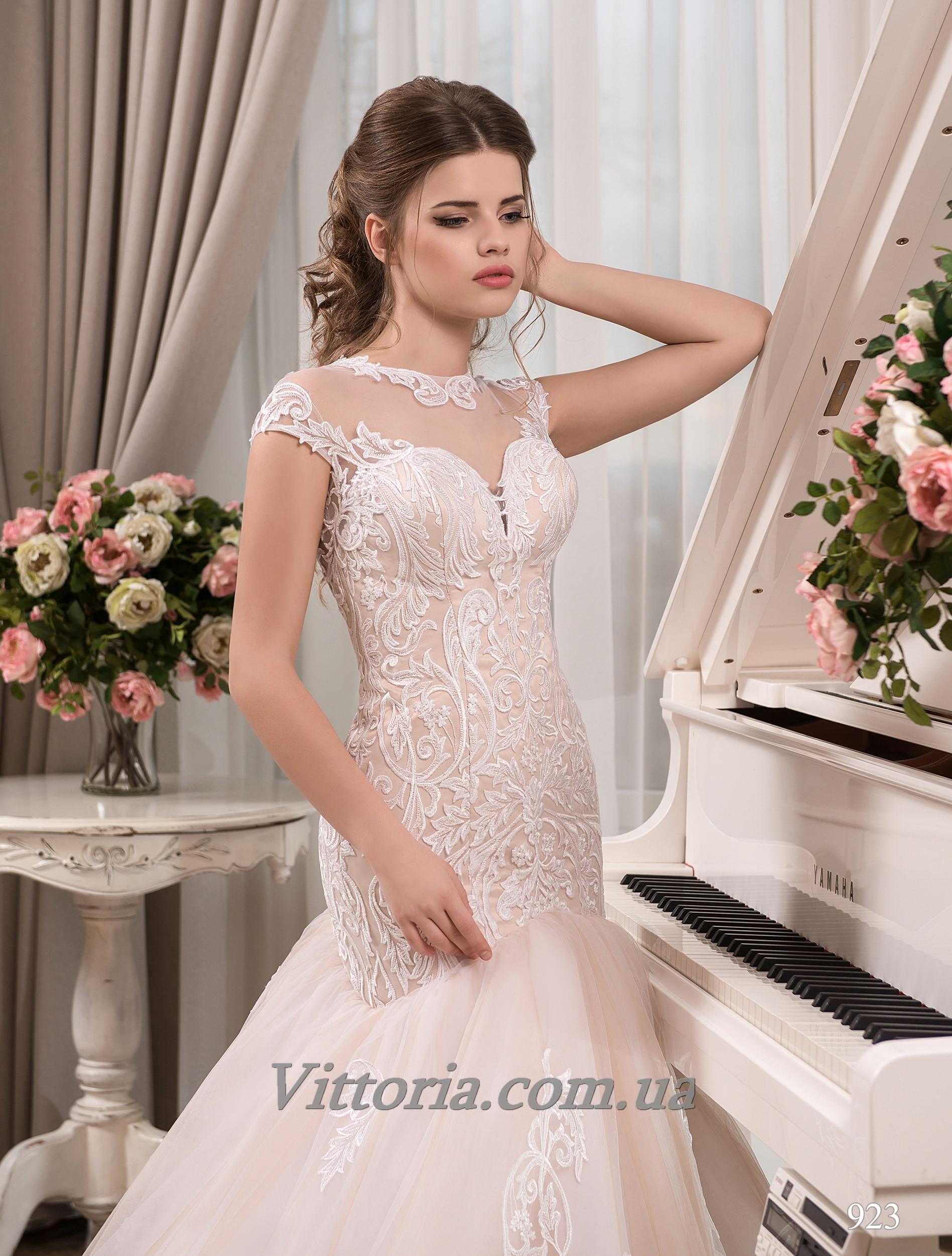 Свадебное платье Модель 17-923