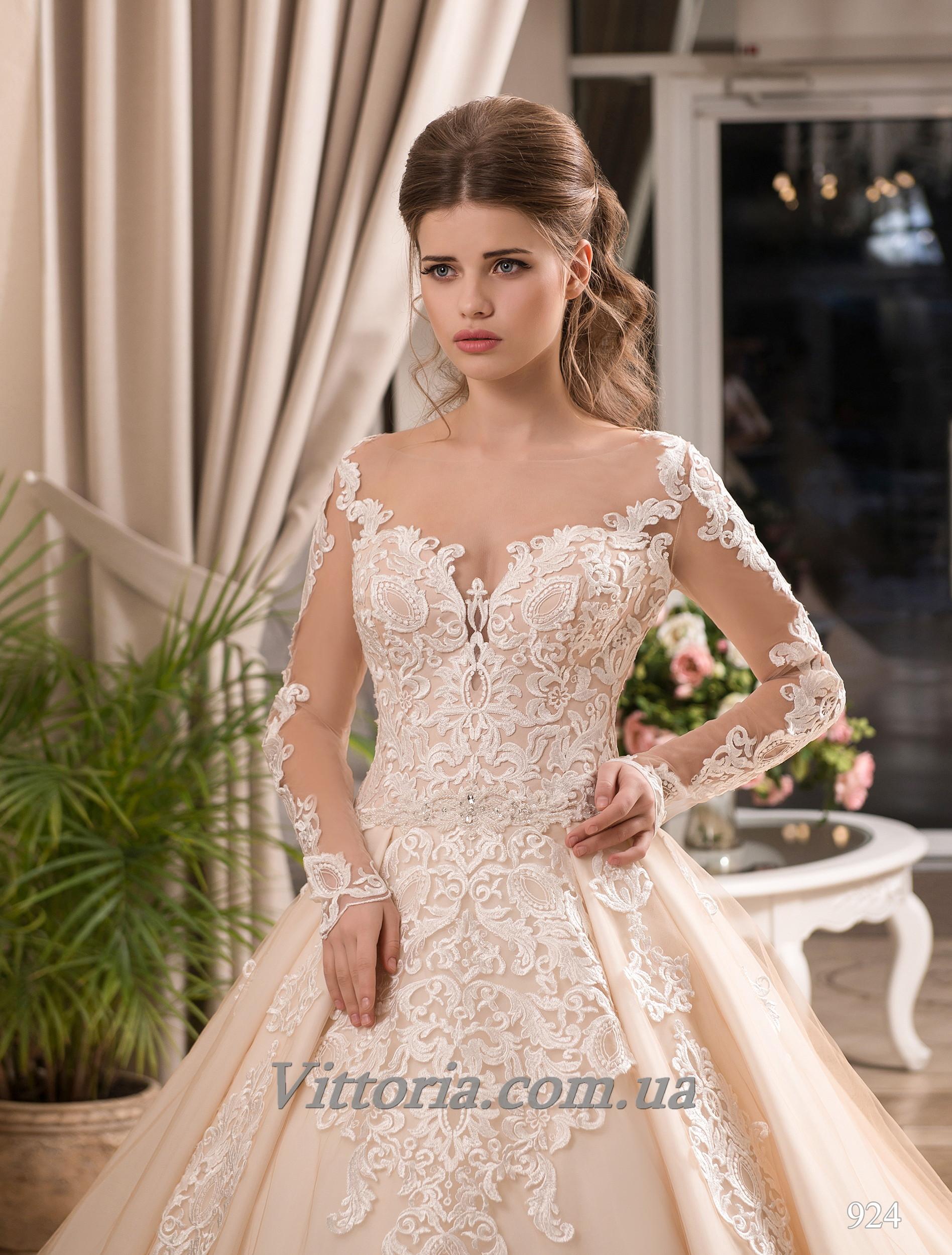 Свадебное платье Модель 17-924