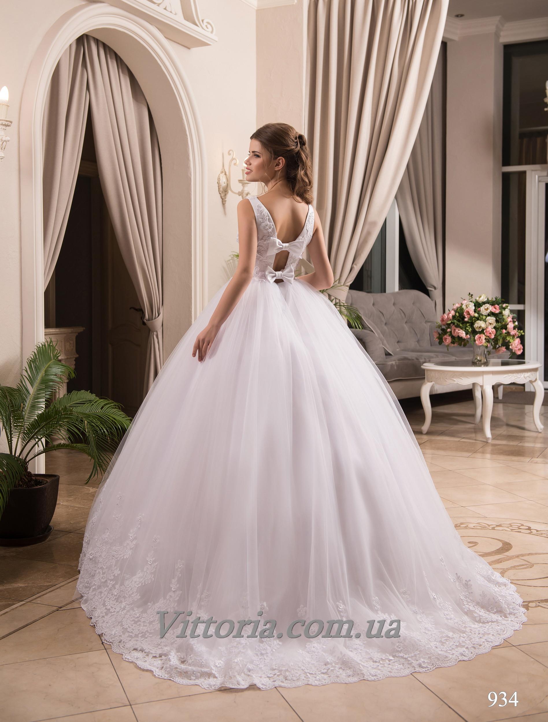 Свадебное платье Модель 17-934