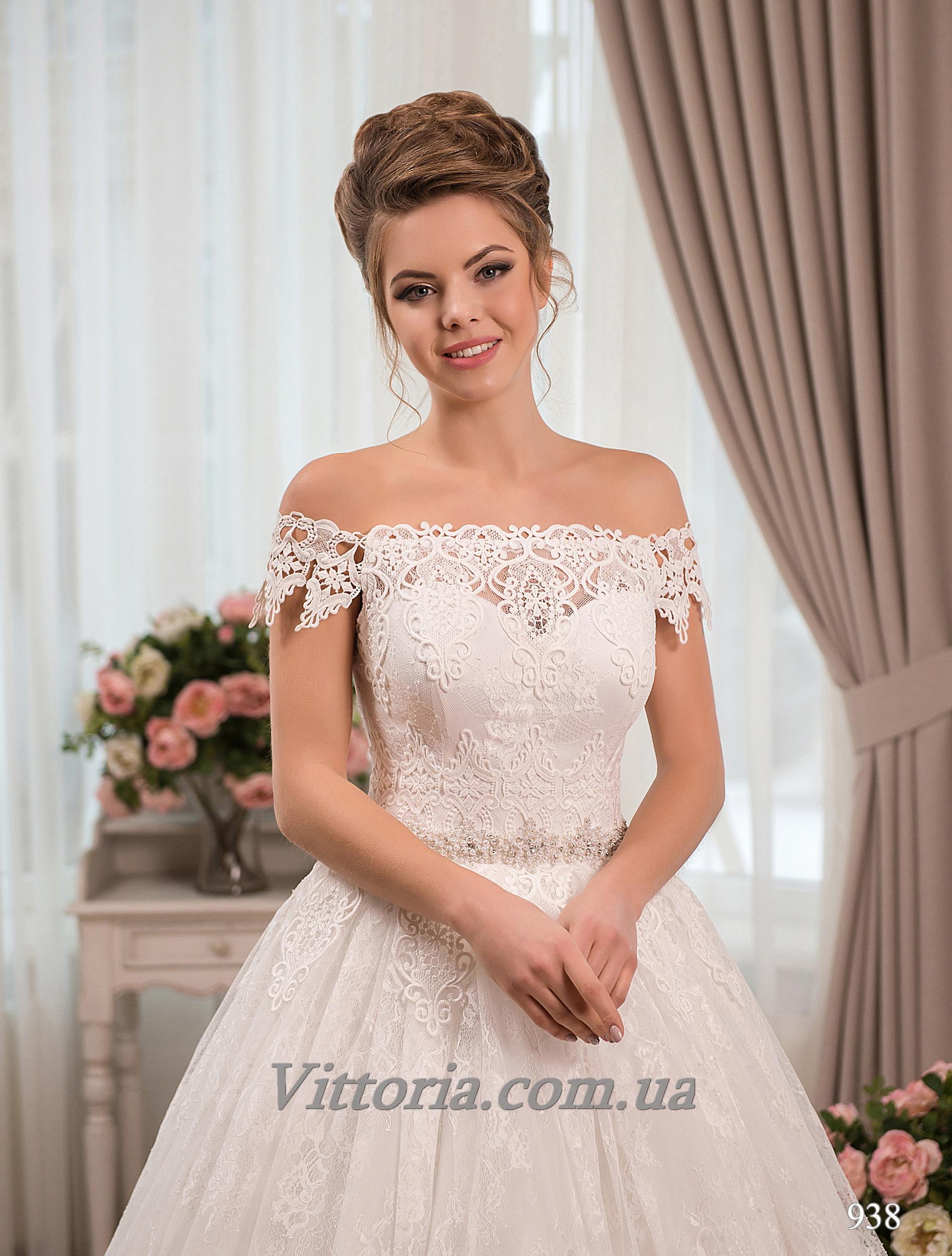 Свадебное платье Модель 17-938