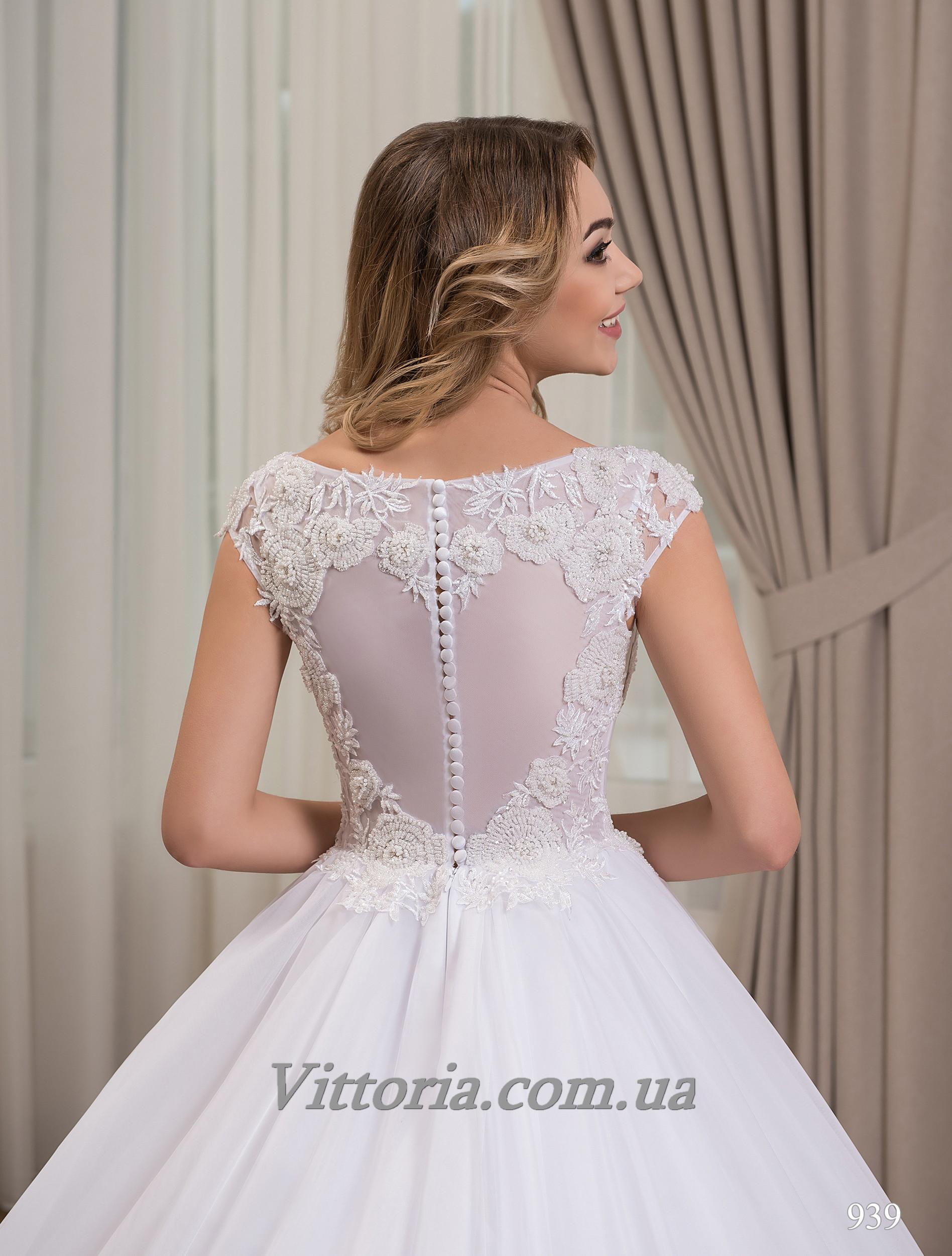 Свадебное платье Модель 17-939