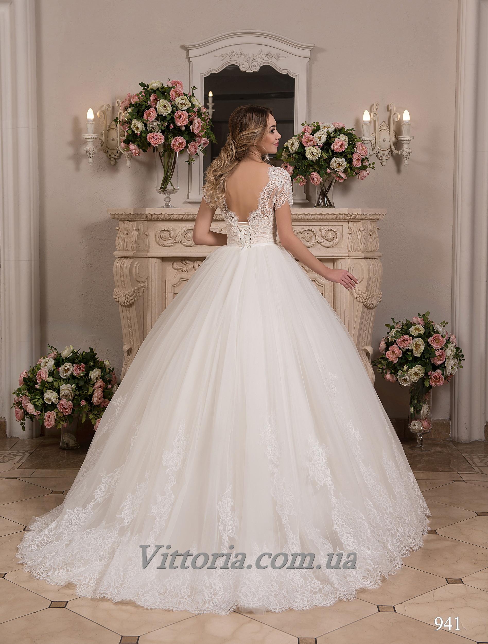 Свадебное платье Модель 17-941