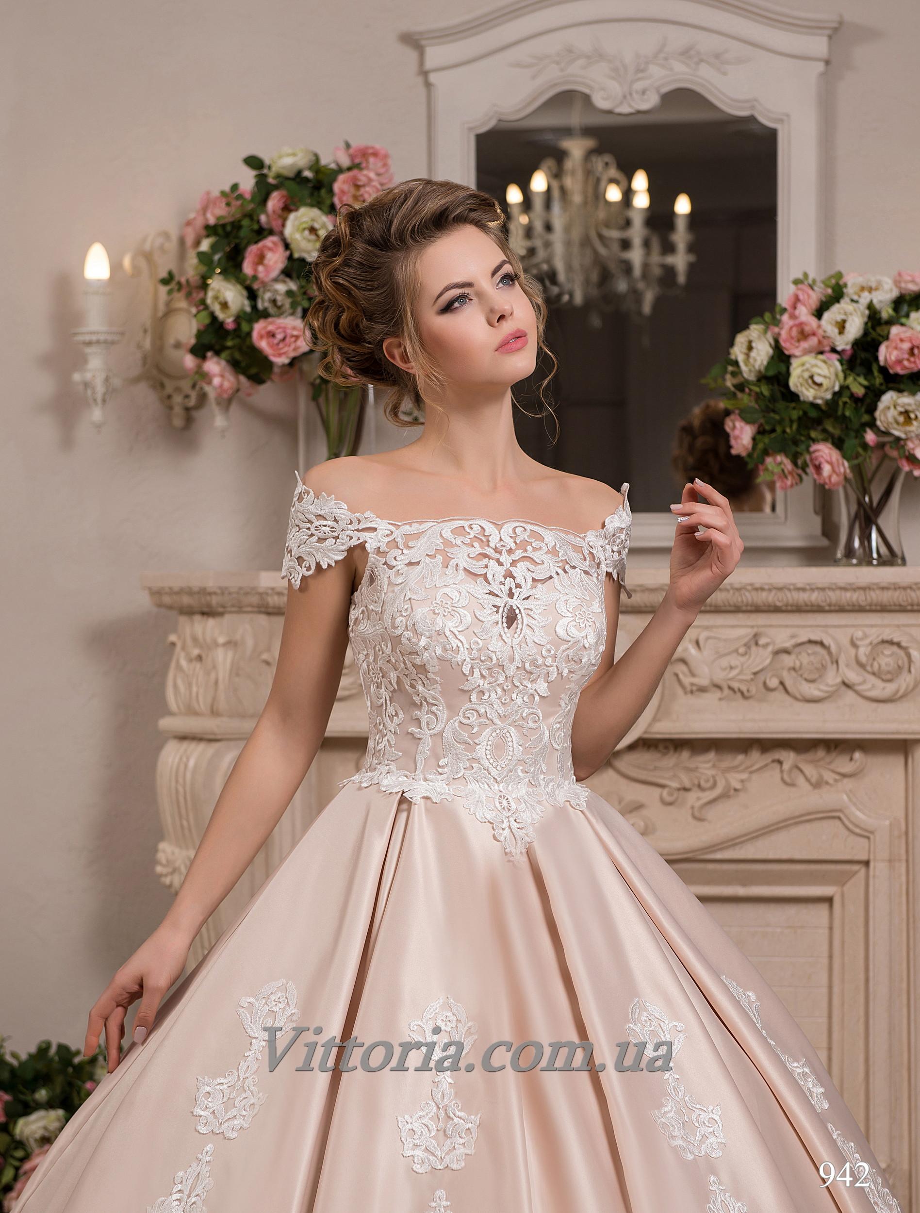 Свадебное платье Модель 17-942