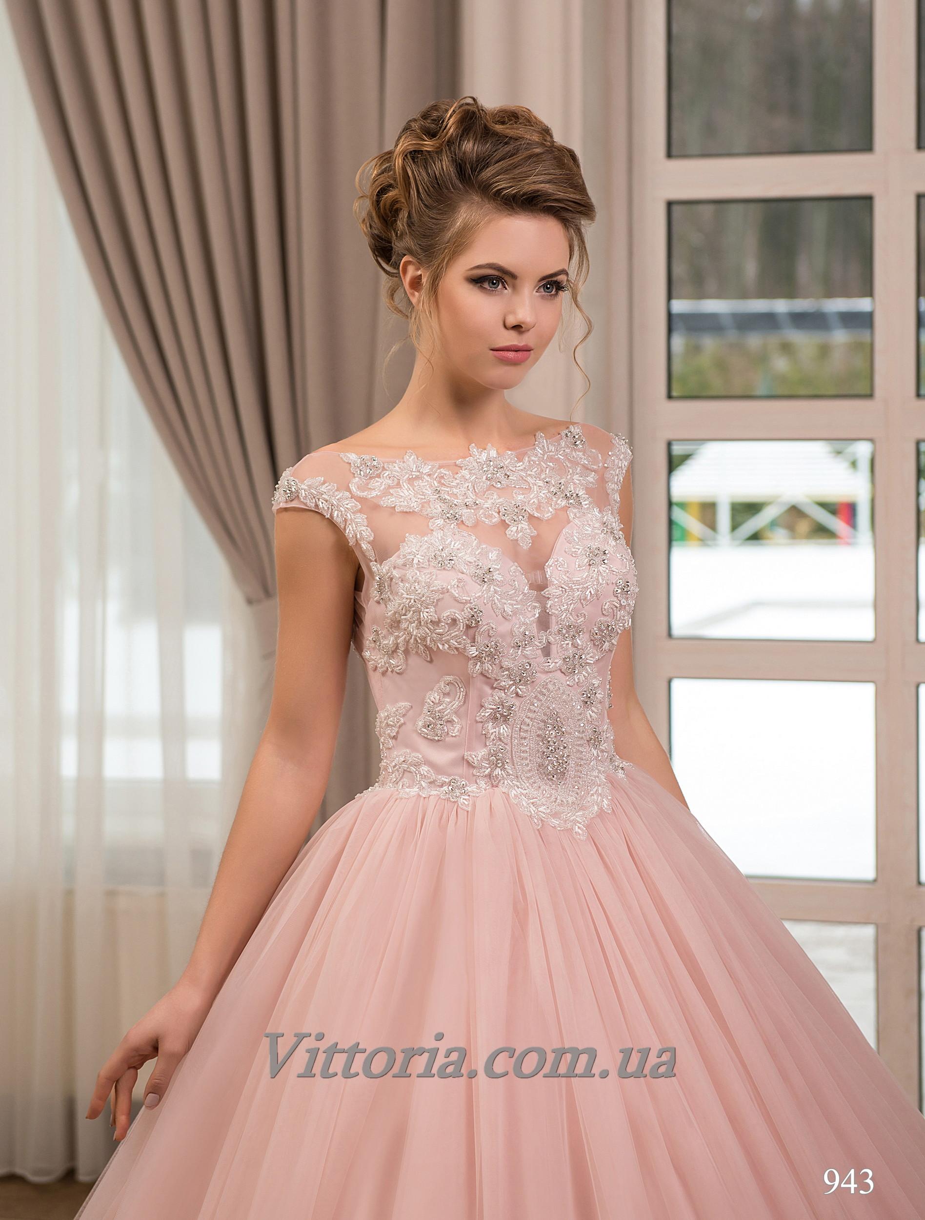 Свадебное платье Модель 17-943