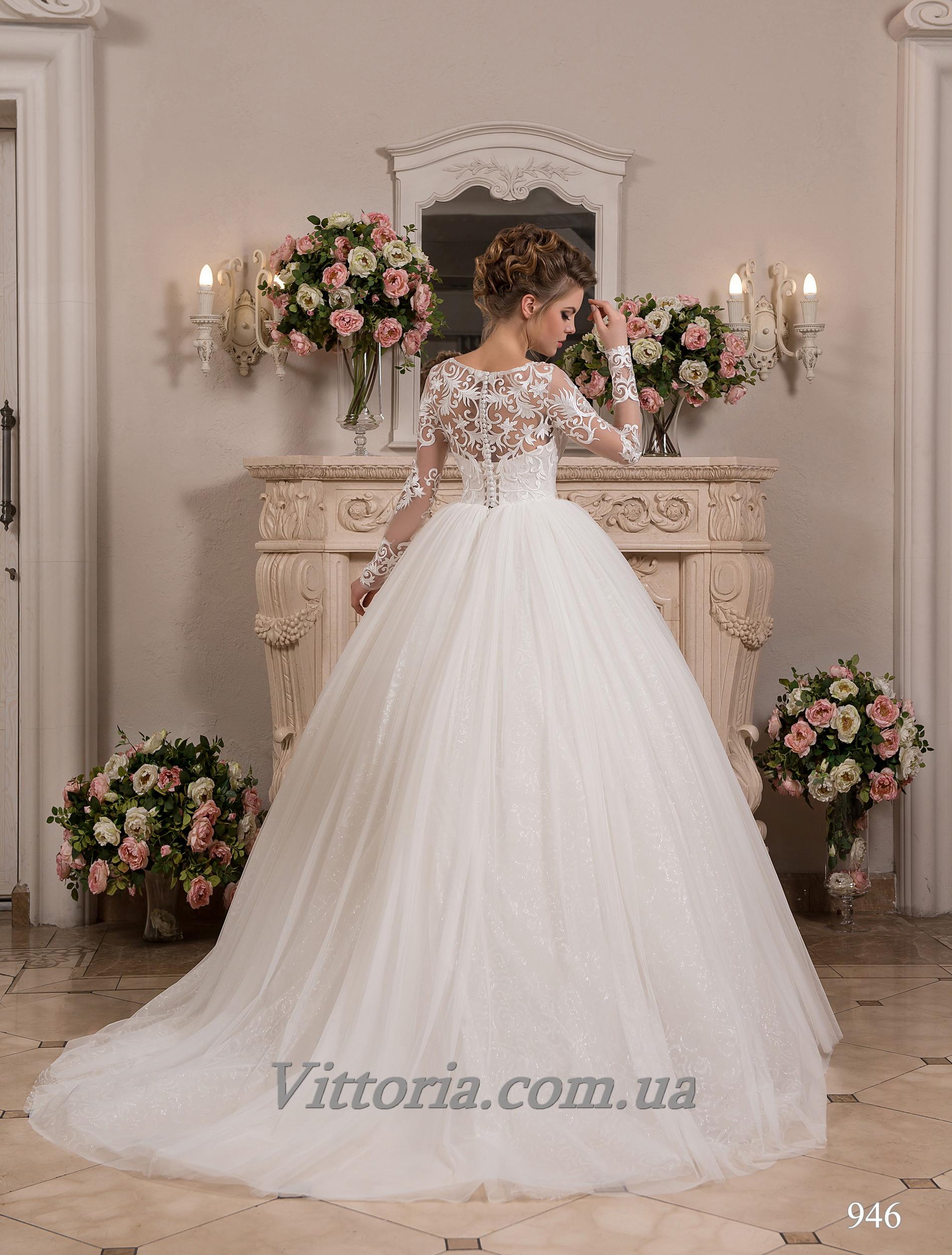 Свадебное платье Модель 17-946