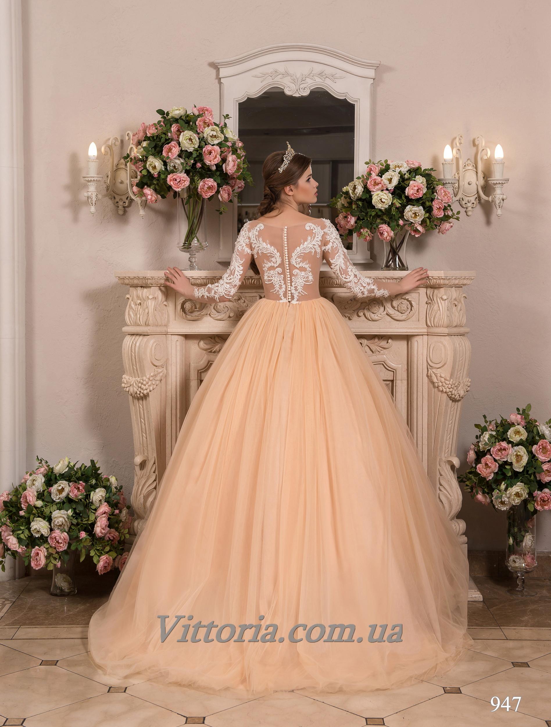 Свадебное платье Модель 17-947