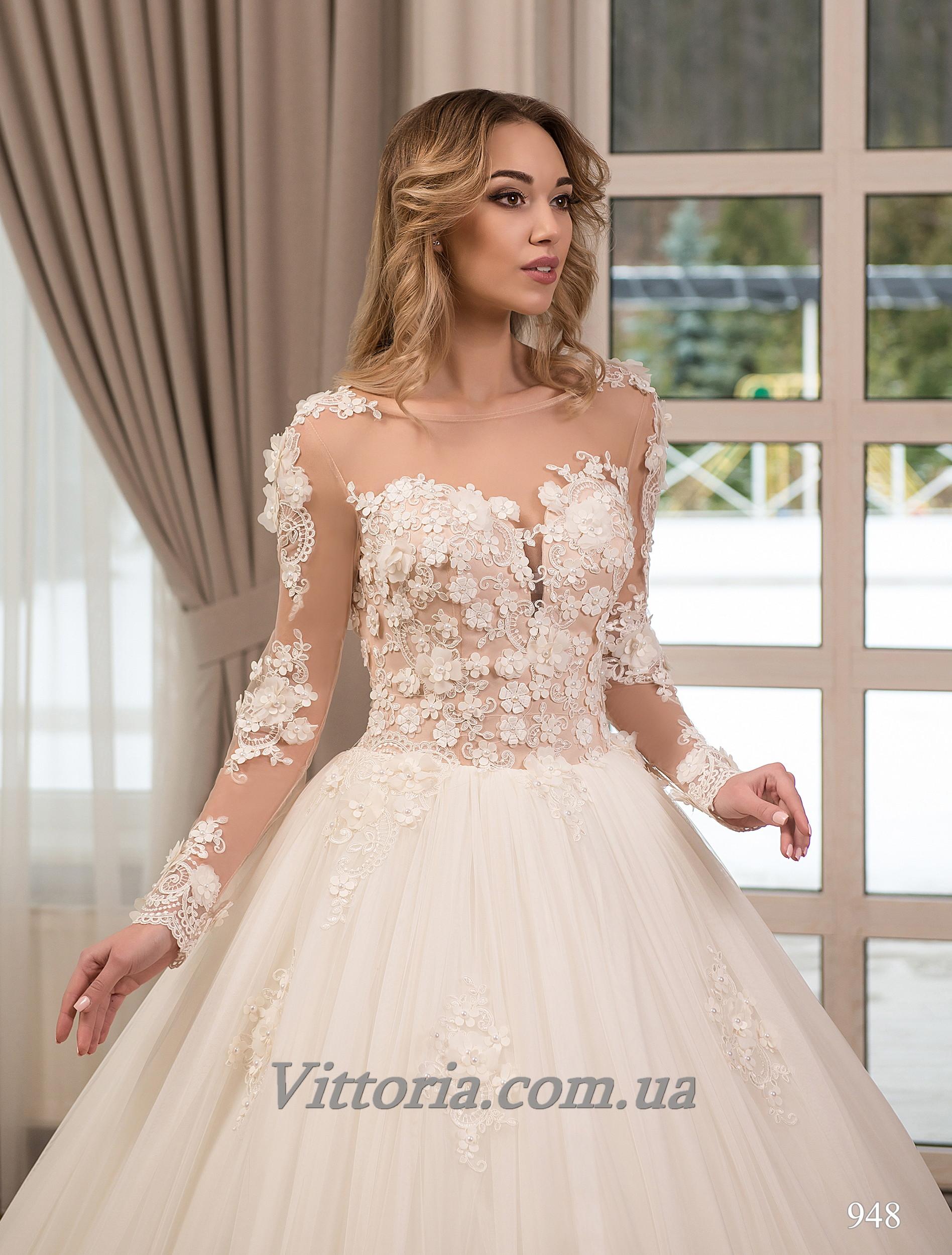 Свадебное платье Модель 17-948