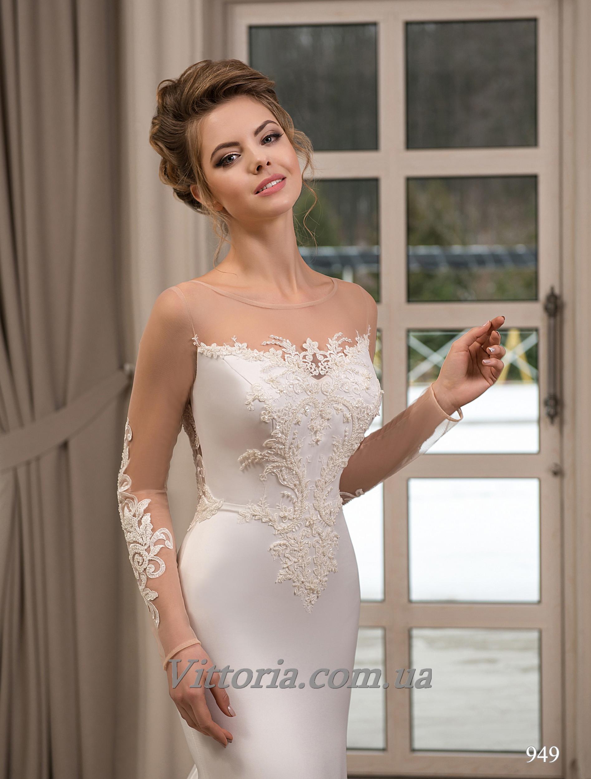 Свадебное платье Модель 17-949