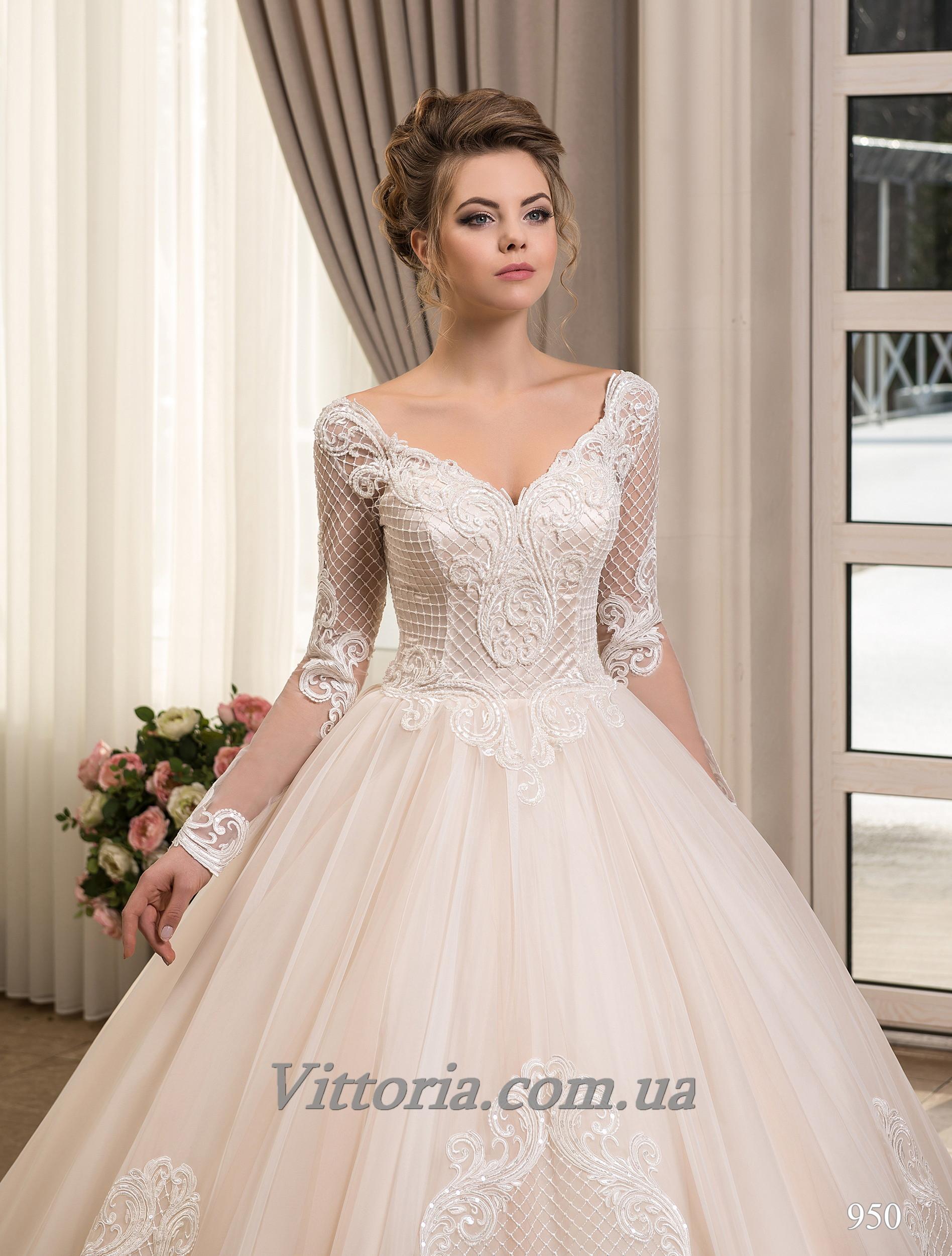 Свадебное платье Модель 17-950