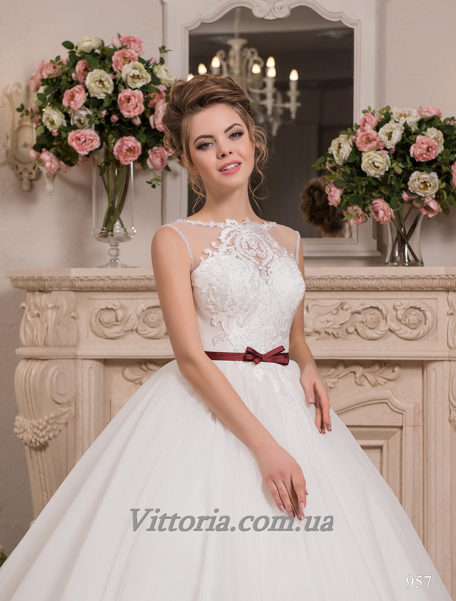 Свадебное платье Модель 17-957