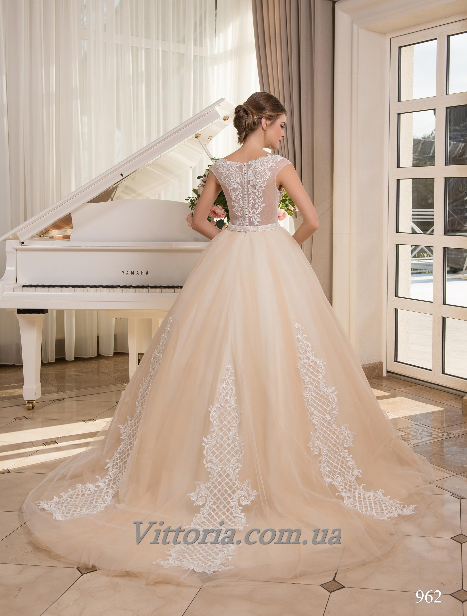 Свадебное платье Модель 17-962